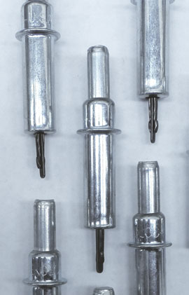 Plier Operated Cleco Fasteners